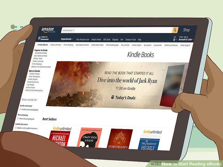 Izbira primerne elektronske knjige