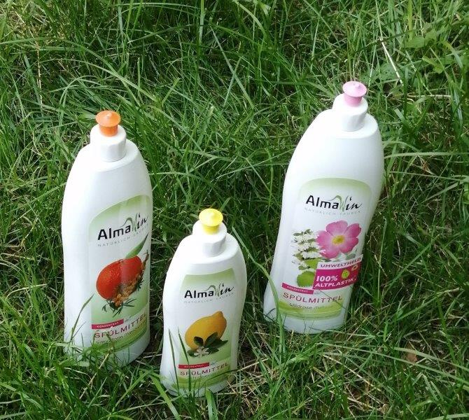 Ekološki detergenti za pomivanje posode