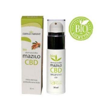 CBD Mazilo z arganovim oljem
